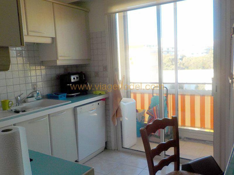 Life annuity apartment Juan-les-pins 120 000€ - Picture 2