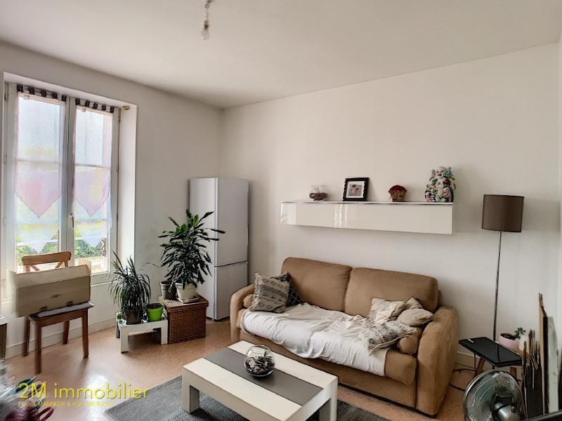 Rental apartment Dammarie les lys 582€ CC - Picture 1