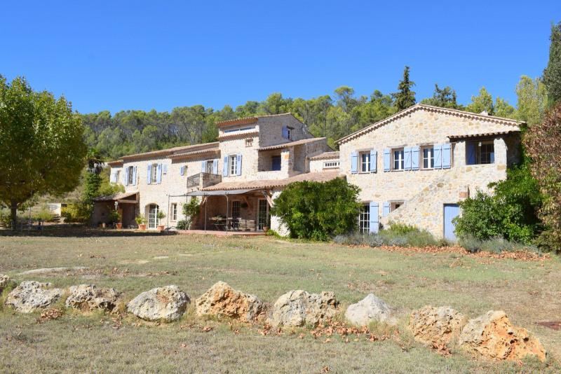 Venta de prestigio  casa Le canton de fayence 2100000€ - Fotografía 4