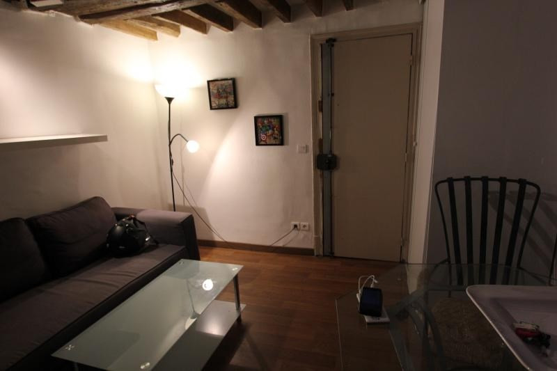 Rental apartment Paris 14ème 1 150€ CC - Picture 2