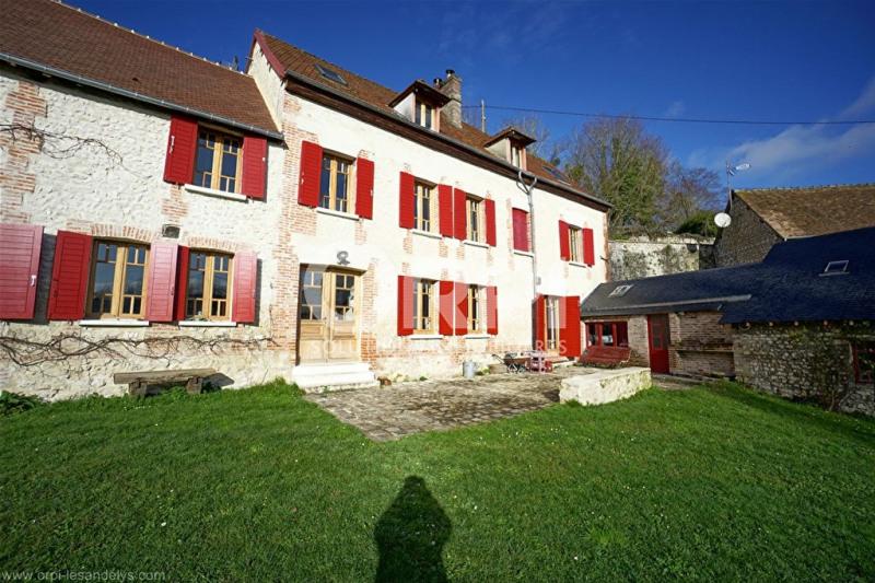 Vente de prestige maison / villa Lyons la foret 567000€ - Photo 12