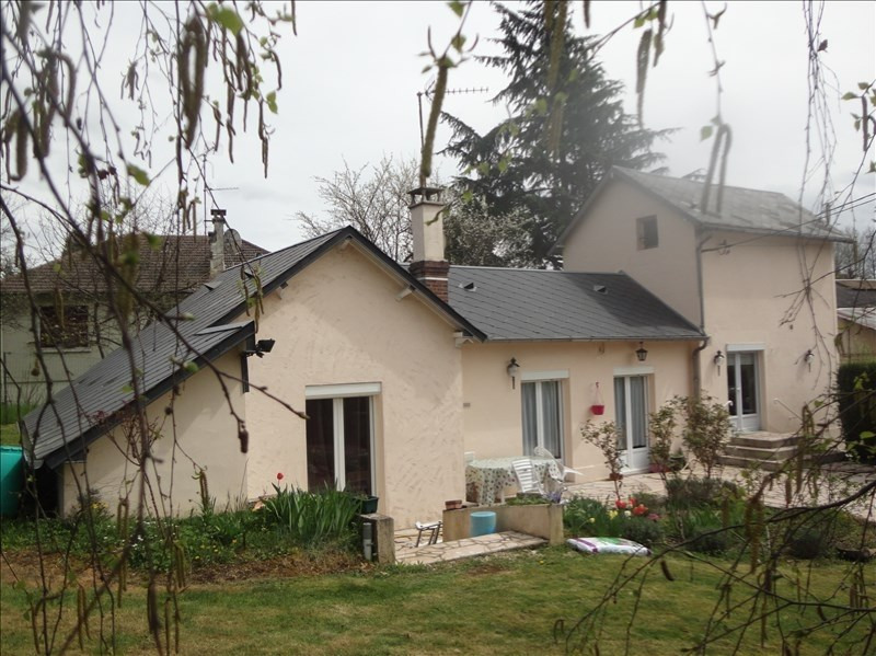 Vente maison / villa St fargeau 139 000€ - Photo 1