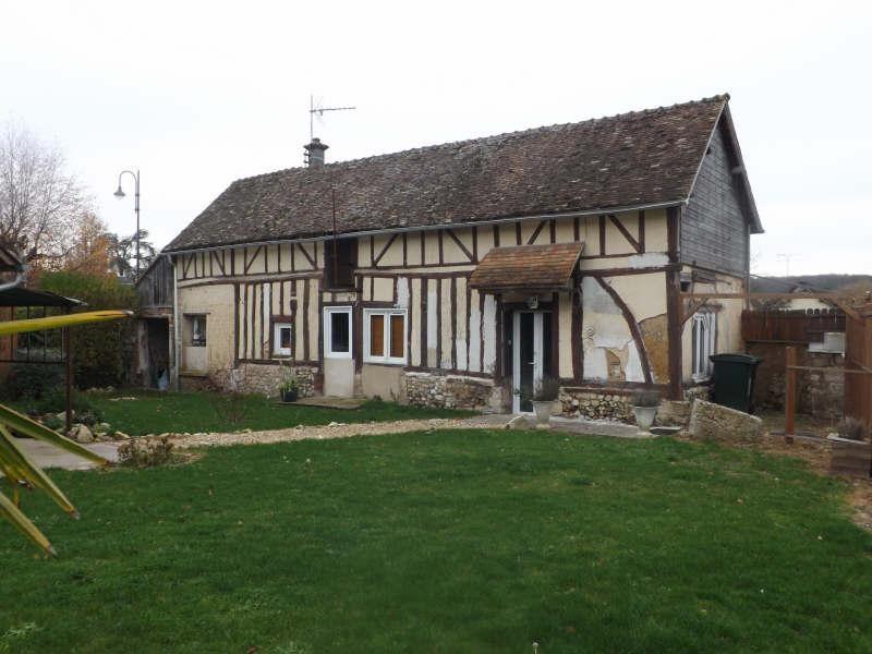 Vente maison / villa Acquigny 136000€ - Photo 7