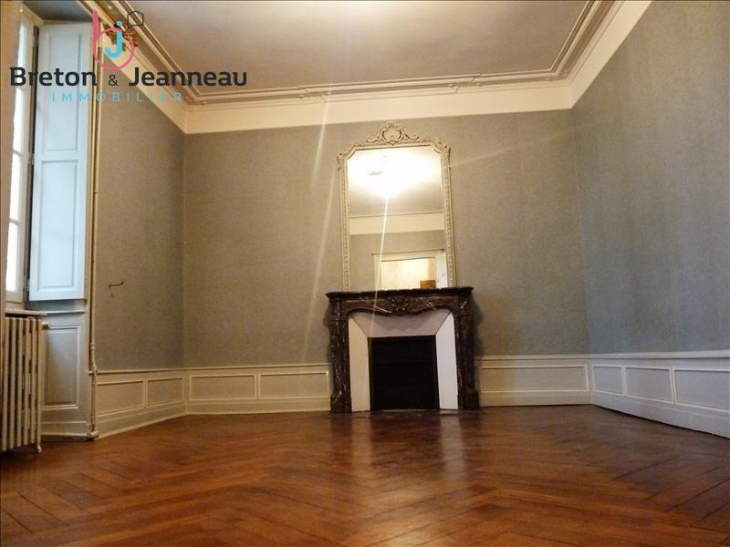 Sale house / villa Chateau gontier 166400€ - Picture 1
