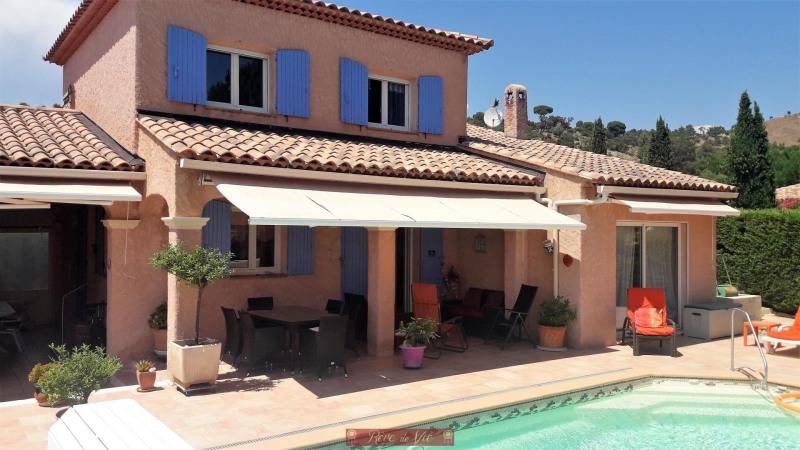 Deluxe sale house / villa Bormes les mimosas 660000€ - Picture 2