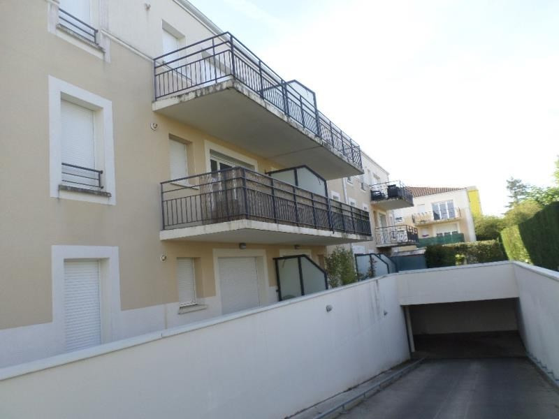 Vente appartement Poitiers 116600€ - Photo 1