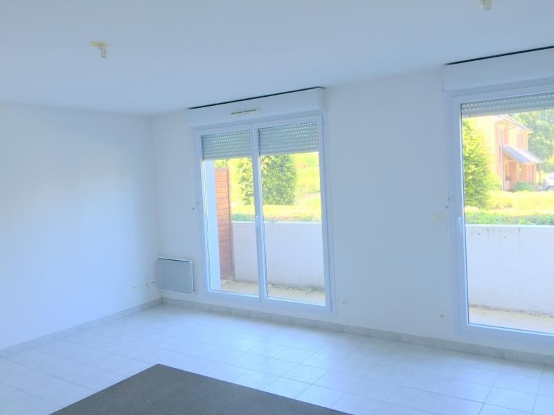 Rental apartment Honfleur 604€ CC - Picture 1