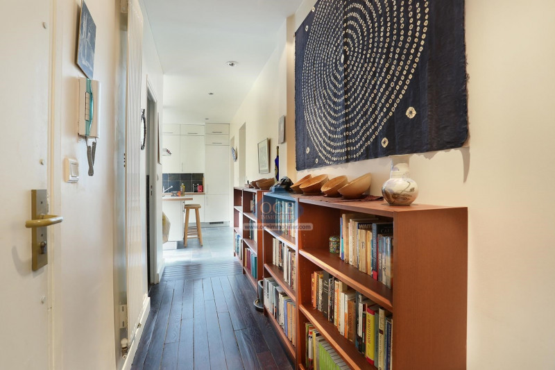 Vente de prestige appartement Paris 3ème 1075000€ - Photo 13