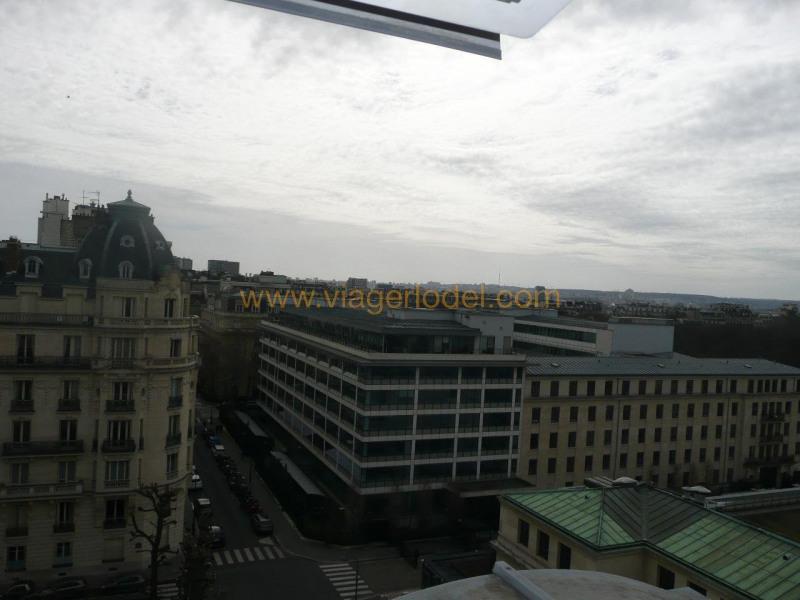 Verkauf auf rentenbasis wohnung Paris 16ème 305000€ - Fotografie 3