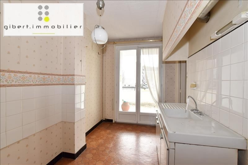 Sale apartment Le puy en velay 89 900€ - Picture 5