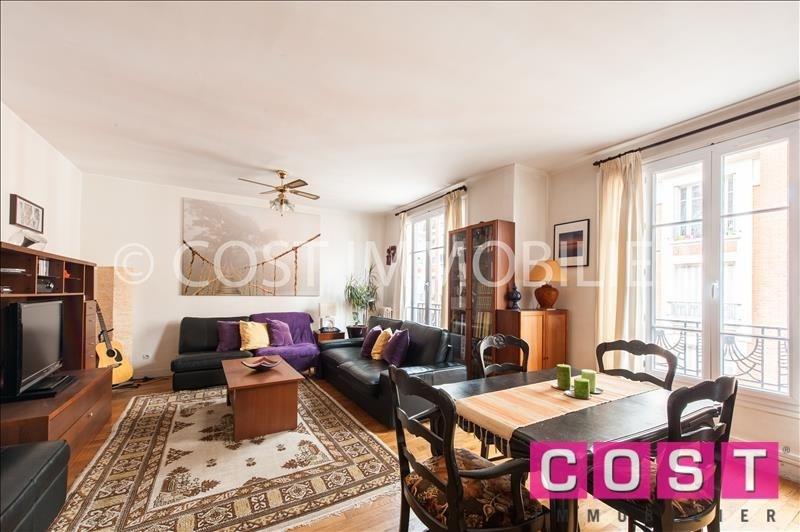 Vendita appartamento Asnieres sur seine 515000€ - Fotografia 2