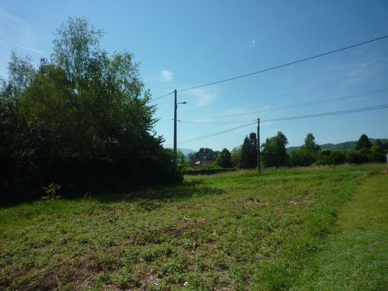 Vente terrain Ceyzerieu 50000€ - Photo 3