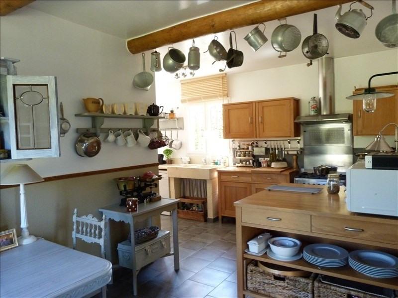 Vente maison / villa Flassan 450000€ - Photo 3
