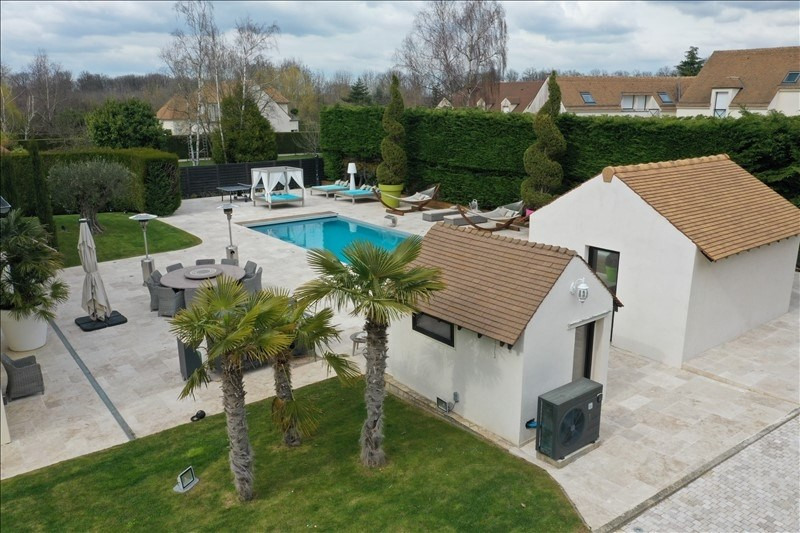 Deluxe sale house / villa Orgeval 1 480 000€ - Picture 1