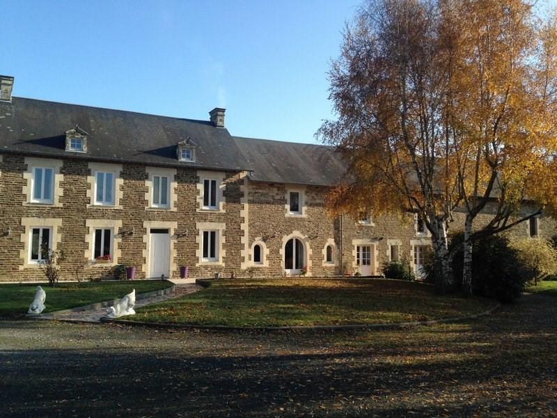 Vente de prestige maison / villa Villers bocage 672000€ - Photo 1
