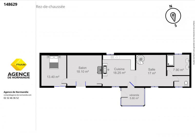 Sale house / villa Montreuil-l'argillé 148000€ - Picture 8