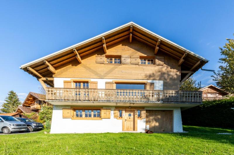 Venta de prestigio  casa Combloux 1150000€ - Fotografía 17