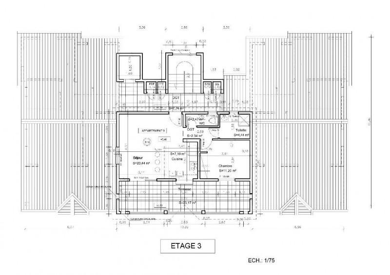 Venta  apartamento Le robert 177000€ - Fotografía 2