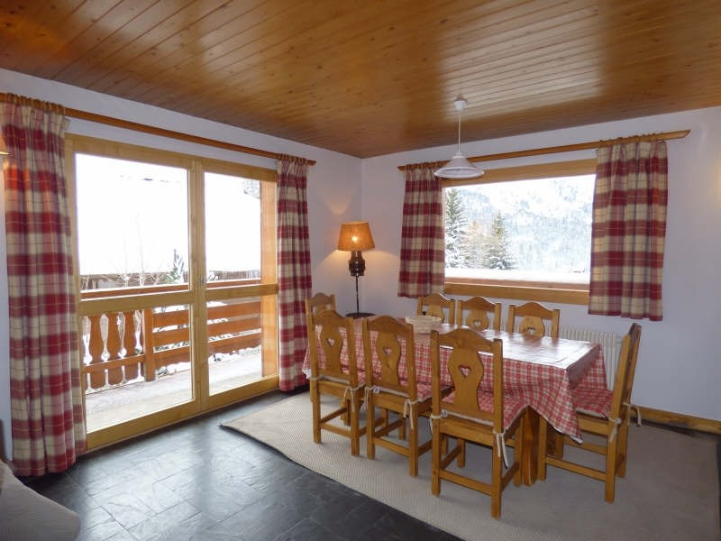 Deluxe sale apartment Meribel 660 000€ - Picture 3
