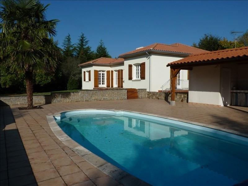 Sale house / villa Les clouzeaux 348150€ - Picture 1
