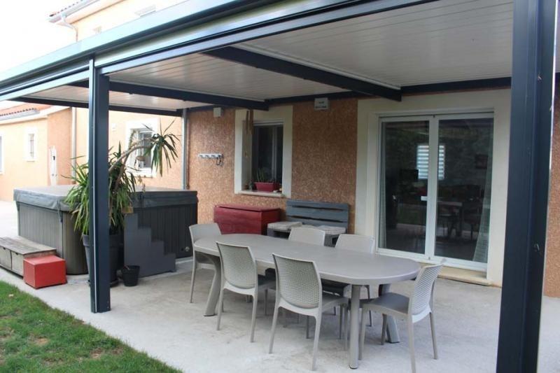 Vente maison / villa Villette d'anthon 455000€ - Photo 4