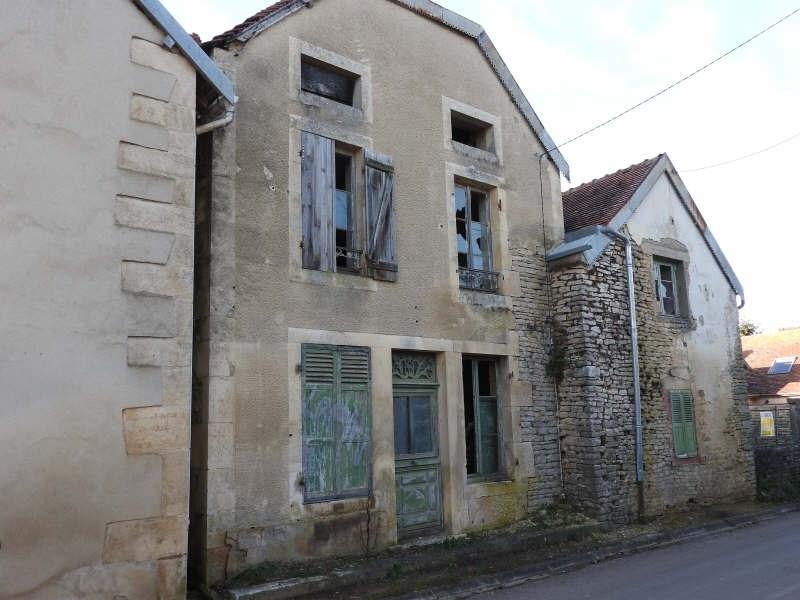 Vente maison / villa Entre chatillon/montbar 11000€ - Photo 1