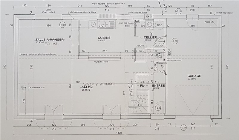 Vente maison / villa Argent sur sauldre 215000€ - Photo 4