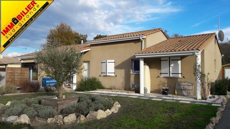 Vente maison / villa Langon 217 500€ - Photo 1