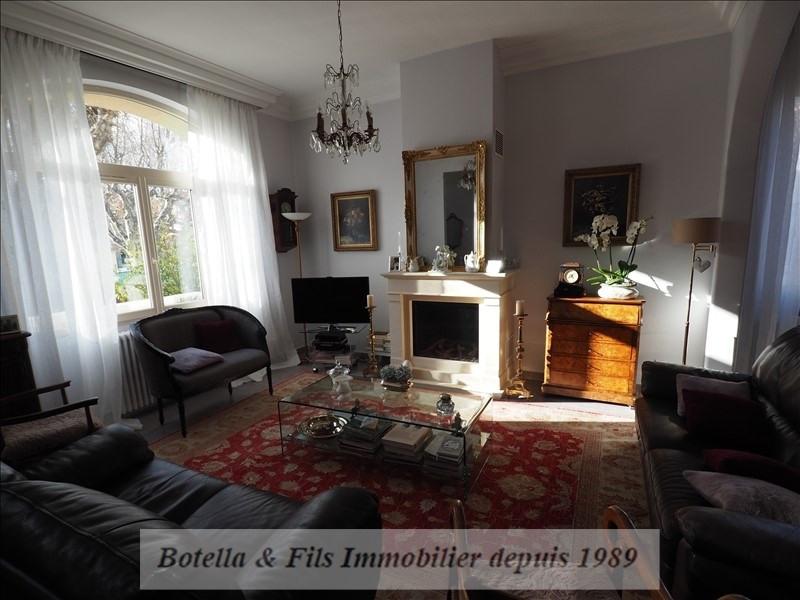 Verkauf von luxusobjekt haus Bagnols sur ceze 580000€ - Fotografie 4
