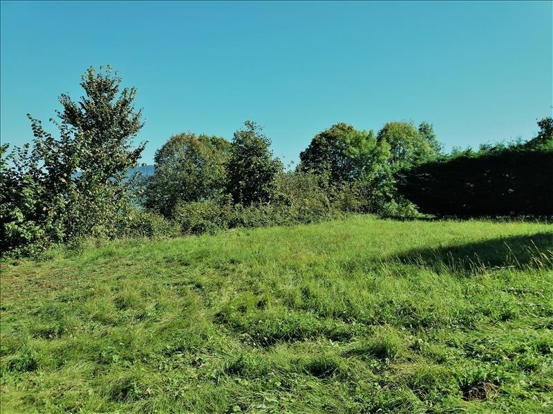 Vente terrain Le bourget du lac 88000€ - Photo 3