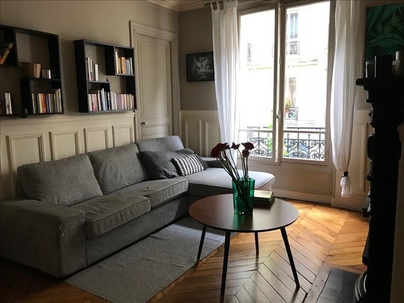Vente appartement Paris 14ème 610000€ - Photo 1