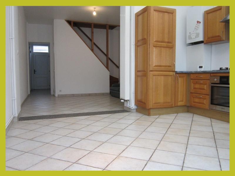 Sale house / villa Carvin 137900€ - Picture 1