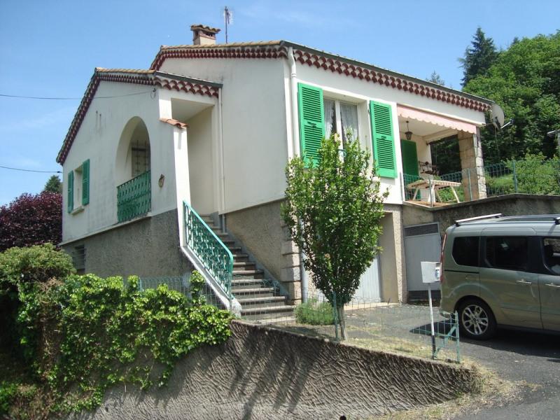 Sale house / villa Le cheylard 135000€ - Picture 1