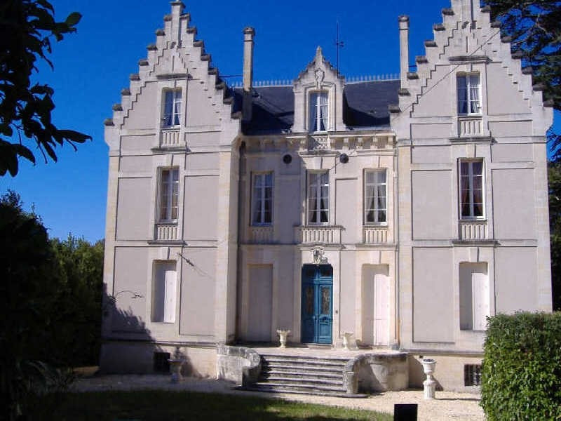 Deluxe sale house / villa Jonzac 1 365 000€ - Picture 1