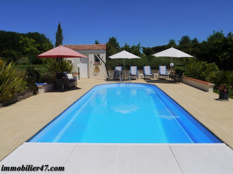 Vente maison / villa Prayssas 381000€ - Photo 15