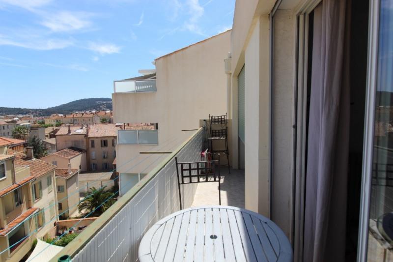 Vente appartement Hyeres 171200€ - Photo 1