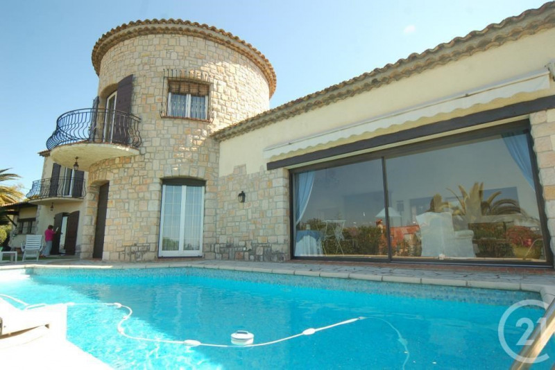 Deluxe sale house / villa Antibes 1 595 000€ - Picture 1