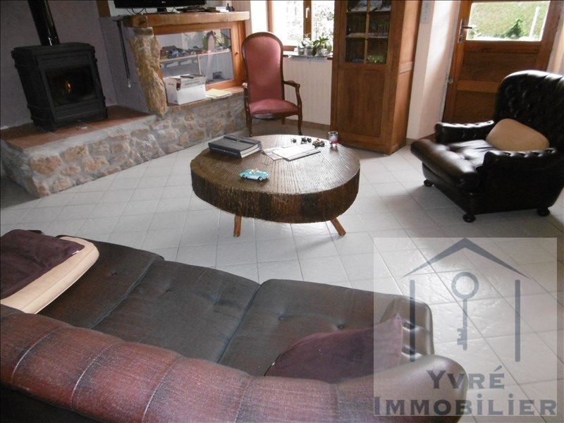 Sale house / villa Yvre l'eveque 220 500€ - Picture 2
