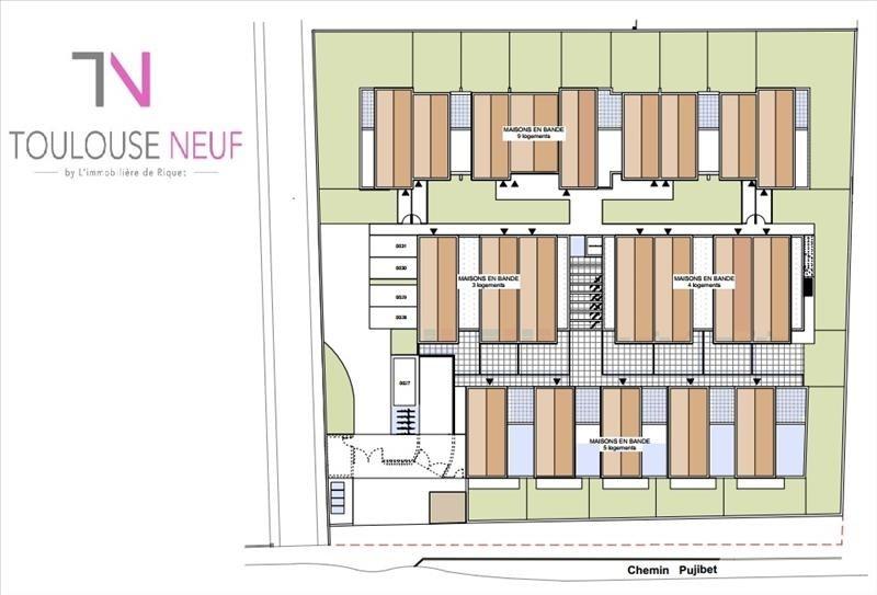 Vente maison / villa Toulouse 289900€ - Photo 3