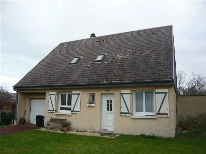Sale house / villa Cany barville 159500€ - Picture 1