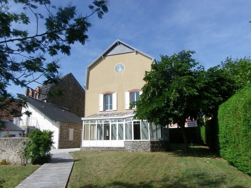 Revenda residencial de prestígio casa Barneville carteret 735000€ - Fotografia 1