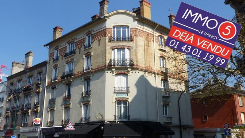 Sale apartment Le raincy 325000€ - Picture 1