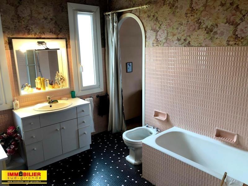 Vente maison / villa Podensac 306600€ - Photo 10