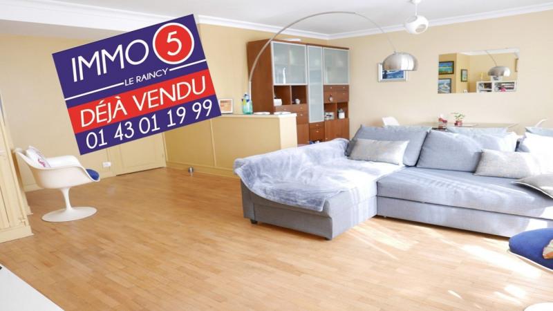 Sale apartment Le raincy 231000€ - Picture 1