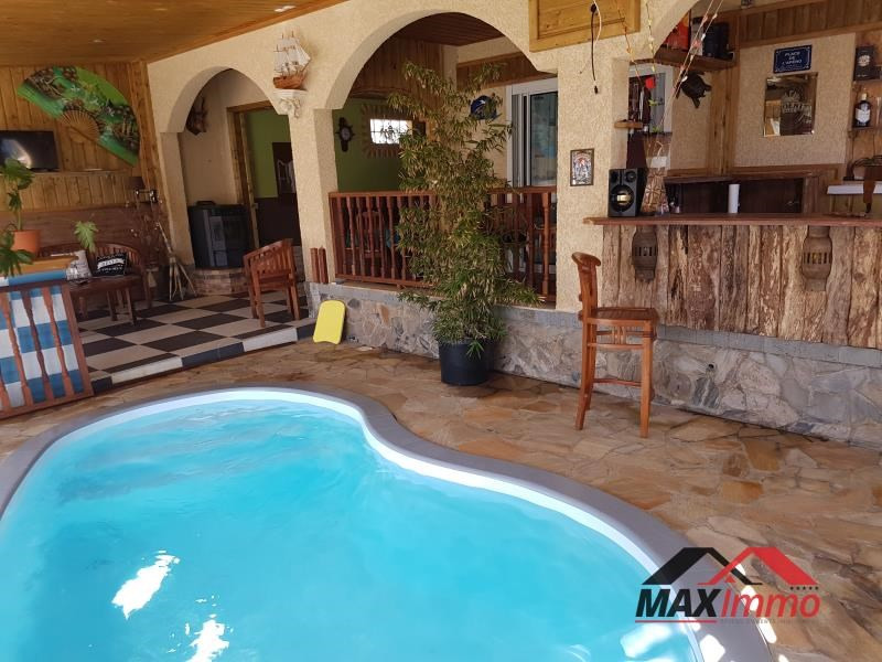 Vente maison / villa La plaine des cafres 395 000€ - Photo 3