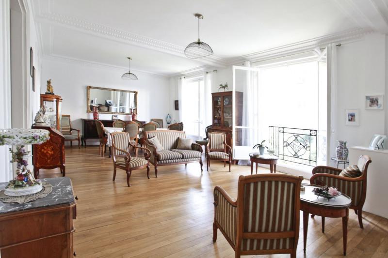 Vente de prestige appartement Paris 7ème 2420500€ - Photo 4