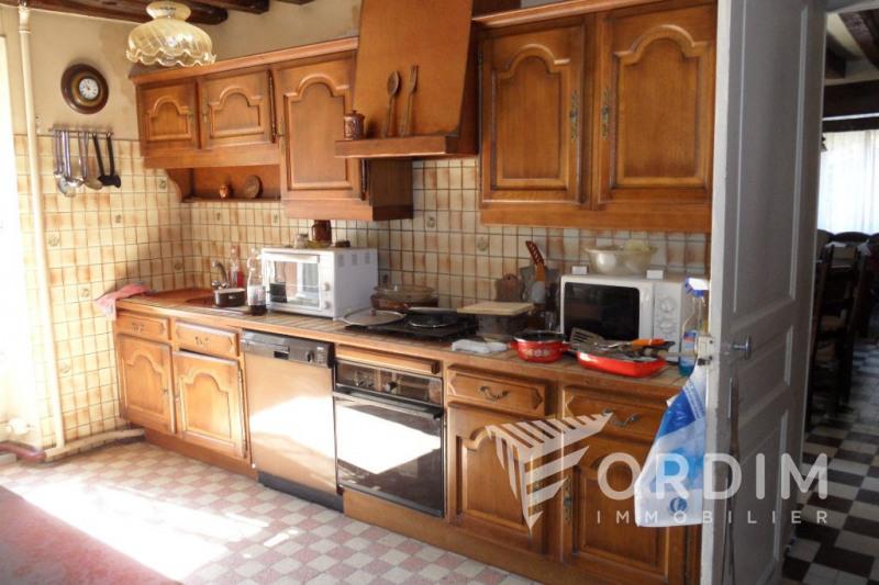 Vente maison / villa Armeau 195996€ - Photo 6