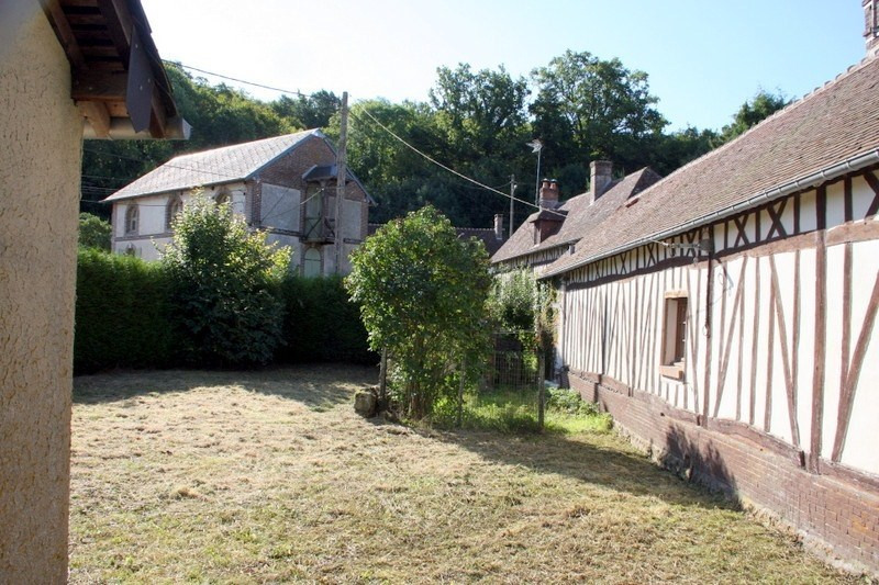 Vente maison / villa Conches en ouche 43 000€ - Photo 2