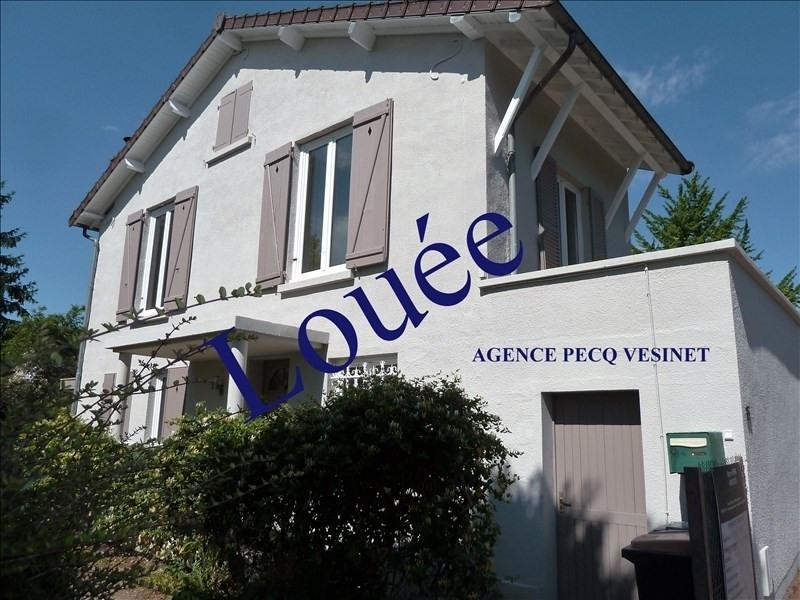 Location maison / villa St germain en laye 1700€ CC - Photo 1