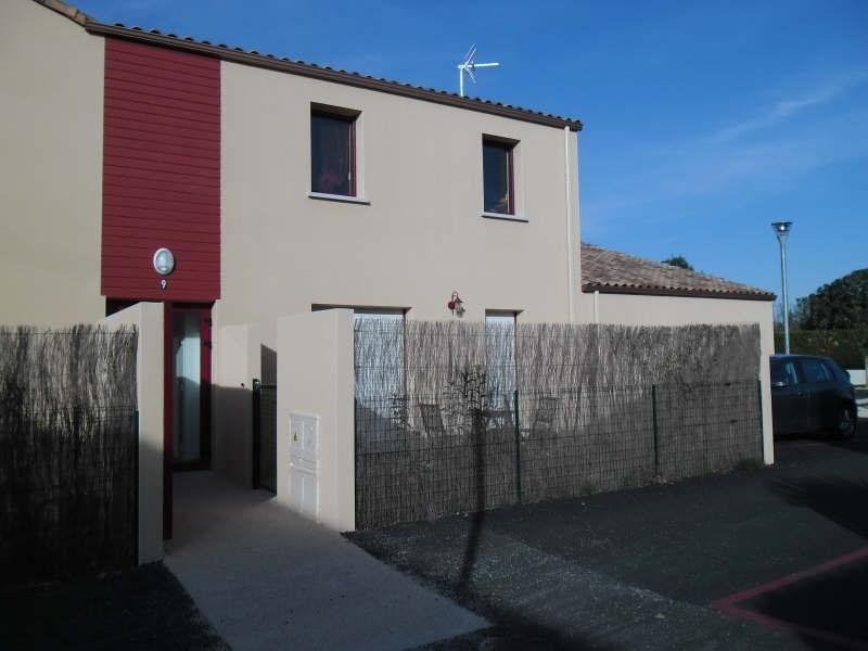 Location appartement Niort 574€ CC - Photo 1